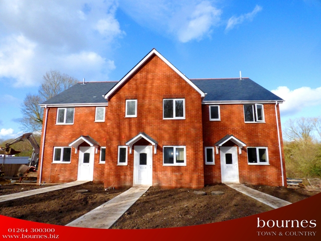 PLOT 1 CHARLTON ROAD  ANDOVER SP10 4EW