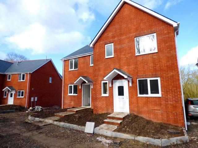 PLOT 4 CHARLTON ROAD  ANDOVER SP10 4EW