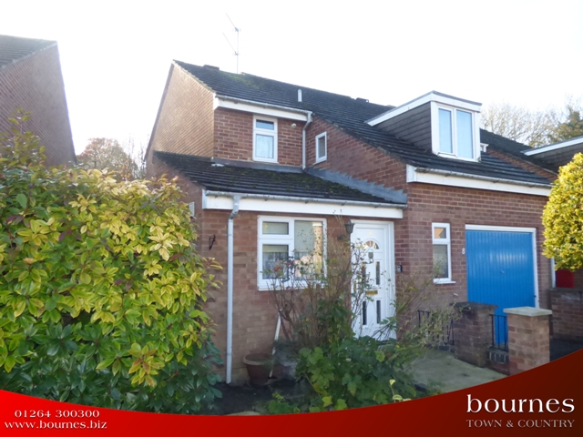 8 SHAW CLOSE  ANDOVER SP10 3BT