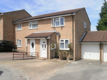 25 Ward Close Ward Close Andover SP10 3TB