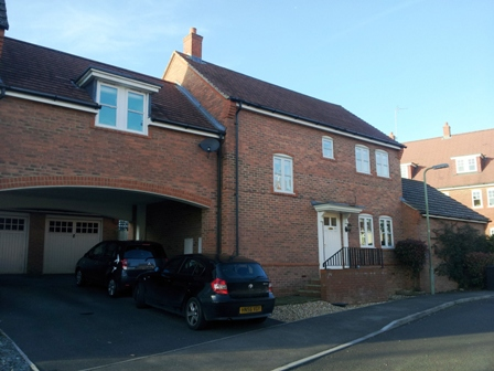 25 Blythe Close Enham Alamein Andover SP11 6HX