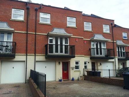 5 College Mews, Shepherds Spring Lane Andover Andover SP10 1QX
