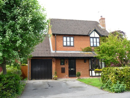 56 SHAW CLOSE  ANDOVER SP10 3BT
