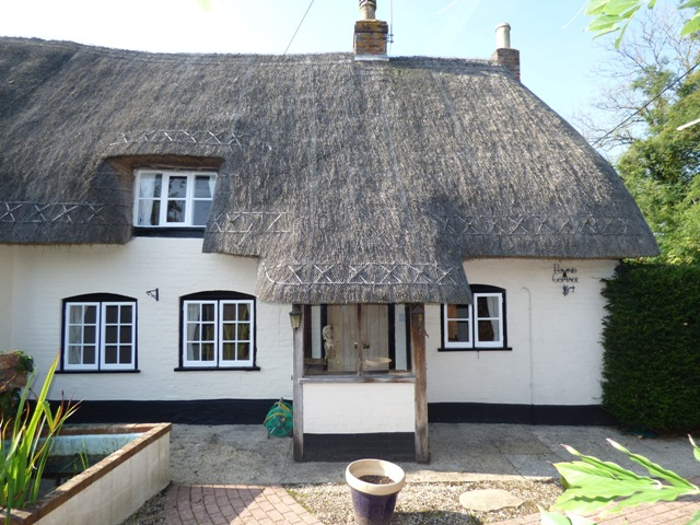 1 POUND COTTAGES ST MARY BOURNE ANDOVER SP11 6EQ