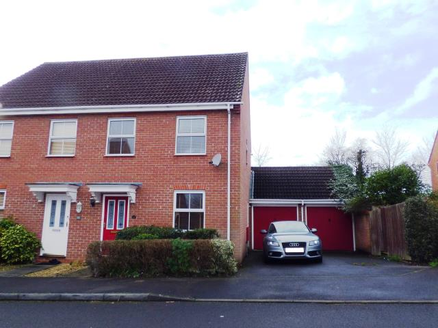 36 MONEYER ROAD  ANDOVER SP10 4NG