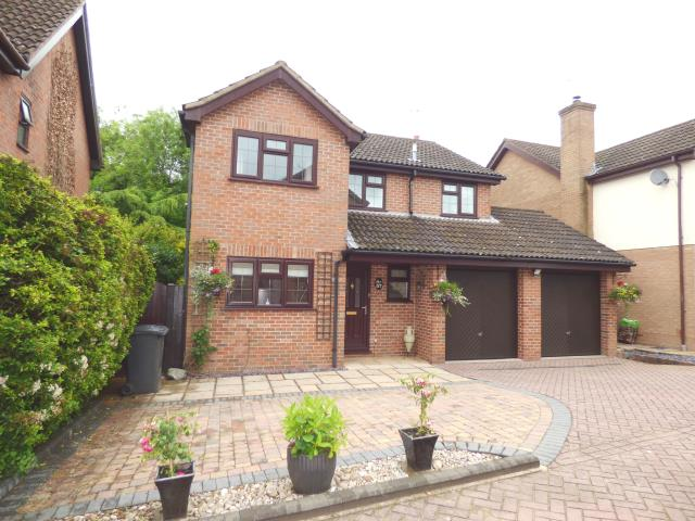 57 LILLYWHITE CRESCENT  ANDOVER SP10 5NA