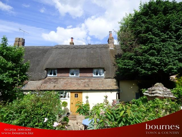 1 HOME FARM COTTAGES THE SQUARE HURSTBOURNE TARRANT SP11 0AB